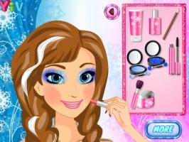 Maquie a Princesa Anna do Frozen - screenshot 3