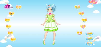 Moça com Vestidos Angelicais - screenshot 1