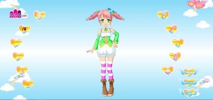 Moça com Vestidos Angelicais - screenshot 2
