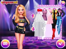 No palco com a Barbie e as Princesas da Disney - screenshot 2
