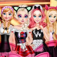 Jogo O Café das Princesas Disney