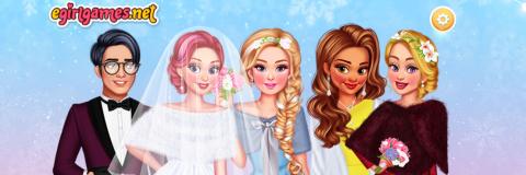 O Casamento da Ariel