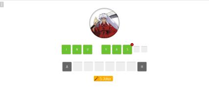 O Teste dos Animes - screenshot 2