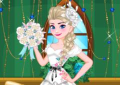 O Vestido de Noiva da Elsa