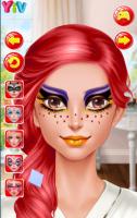 Pinte o Rosto da Princesa - screenshot 2