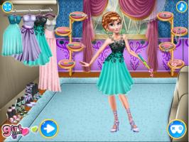 Princesa Anna: Madrinha Mágica - screenshot 1