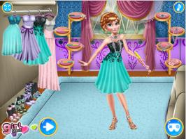 Princesa Anna: Madrinha Mágica - screenshot 2