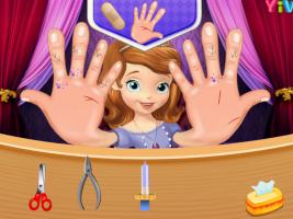 Princesinha Sofia Machuca as Mãos - screenshot 1