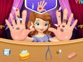 Princesinha Sofia Machuca as Mãos - screenshot 2