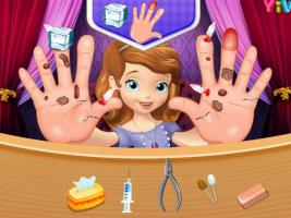 Princesinha Sofia Machuca as Mãos - screenshot 3