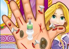 Rapunzel Machuca As Mãos