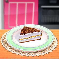 Jogo Sara Cozinha Torta de Banana