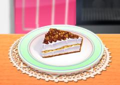 Sara Cozinha Torta de Banana