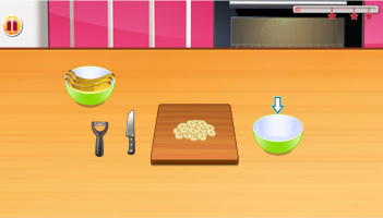Sara Cozinha Torta de Banana - screenshot 1