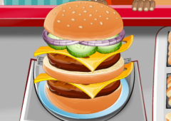 Sirva Hambúrgueres Rapidamente