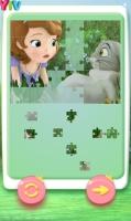 Quebra-Cabeças da Sofia e Animais - screenshot 3