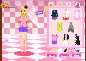 Vestir as K-On - screenshot 2