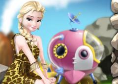 Viaje no Tempo Com Elsa