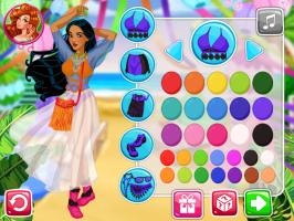 Vista 10 Princesas para o Festival de Música - screenshot 3