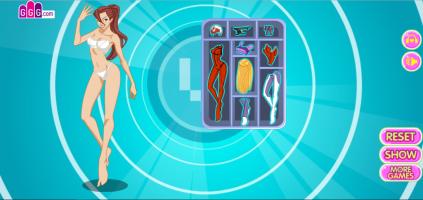 Vista a Guerreira Futurista - screenshot 1