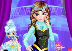 Vista Anna Para Baile à Fantasia