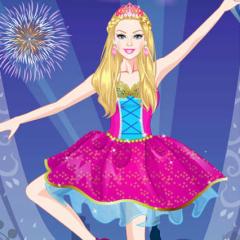 Jogo Vista Barbie Bailarina