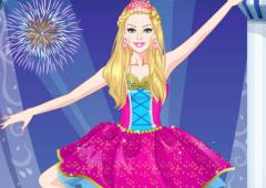Vista Barbie Bailarina