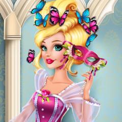 Jogo Vista Barbie Para O Carnaval de Veneza
