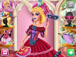 Vista Barbie Para O Carnaval de Veneza - screenshot 3