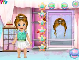 Vista Bebê Emma de Dama de Honra - screenshot 2