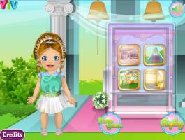 Vista Bebê Emma de Dama de Honra - screenshot 3