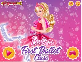 Vista e maquie a Barbie bailarina - screenshot 1