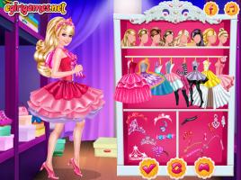 Vista e maquie a Barbie bailarina - screenshot 2
