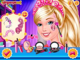 Vista e maquie a Barbie bailarina - screenshot 3