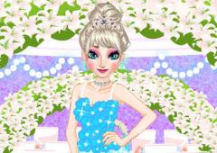 Vista Elsa Dama de Honra