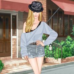 Jogo Vista Helen Vestido Rendado