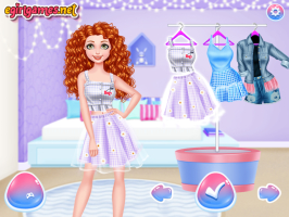 Vista Princesas em Tom Pastel - screenshot 2
