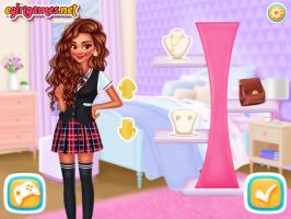 Vista Princesas estilo Estudantes Asiáticas - screenshot 3