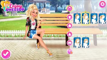 Vista Rapunzel na capa das Revistas - screenshot 1