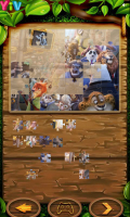 Zootopia Jigsaw Puzzle - screenshot 1